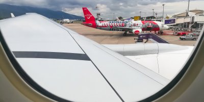 In its bid to become a travel technology company, AirAsia taps into big data, analytics, and artificial intelligence as part of its digital transformation journey. Source: Shutterstock