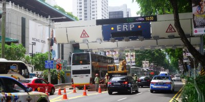 Singapore is going to be better at managing traffic soon. Source: Shutterstock