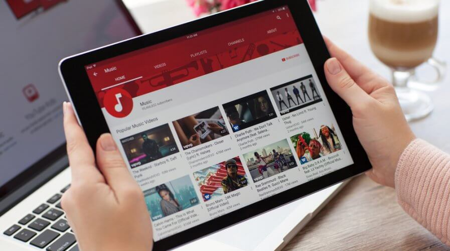 YouTube has new ad features. Source: Shutterstock