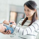 With the help of AI, future banking will be virtually invisible. Source: Shutterstock