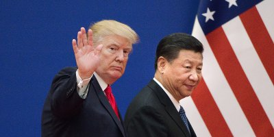 US President Donald Trump and China's President Xi have a lot to work out for the tensions to dissipate. Source: Photo by Nicolas Asfouri / AFP