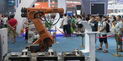 Smart China expo hold in chongqing. Source: Shutterstock