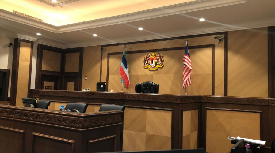 Malaysian courts to soon get AI and holograms. Source: Shutterstock