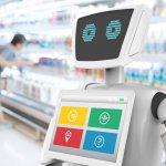 While the trend of widespread adoption of AI across all industries set to continue in the coming years, the retail industry is expected to see a notable increase in AI application that will transform the industry altogether. Source: Shutterstock