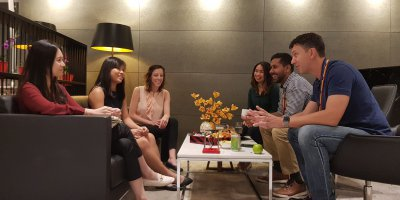 Krasavin's team is constantly monitoring the tech talent market in the APAC: Aon Radford