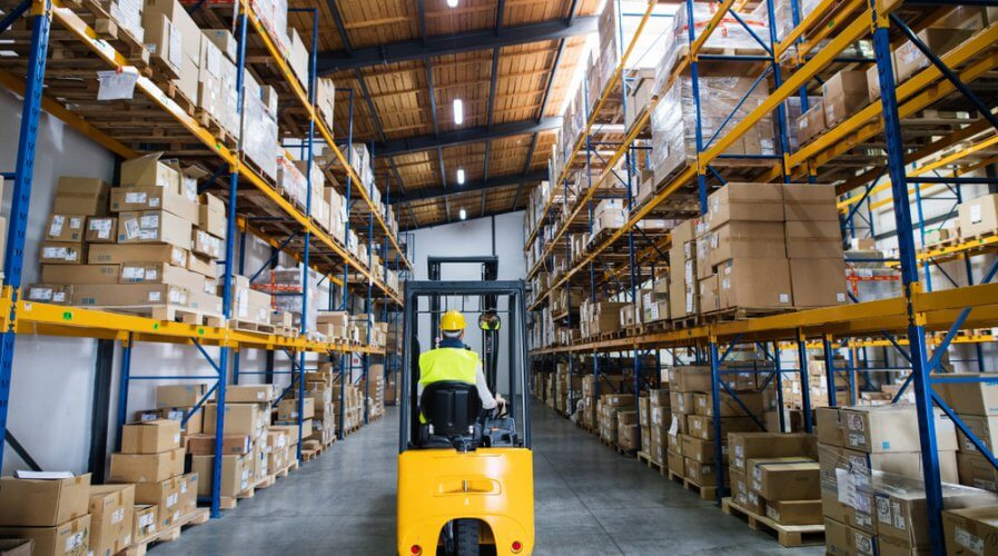 How technology is making warehouses more efficient - Tech Wire Asia