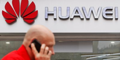 The US government has been pushing its allies to ban Chinese network provider, Huawei. Source: Shutterstock