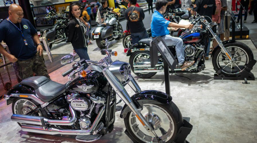 New app makes Harley-Davidson's LiveWire a smarter system capable of predictive maintenance. Source: Shutterstock