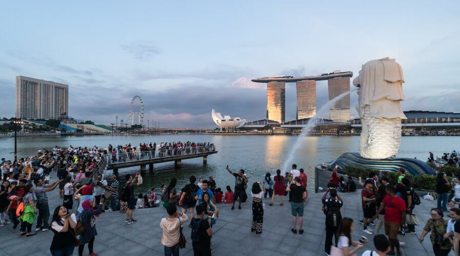 Singapore's National Research Foundation (NRF)recentlyannounced that it would be allocating about US$150 million towards efforts to upgrade Singapore's supercomputing capacity. Source: Shutterstock