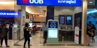 UOB's offering in Thailand understands its customers. Source: Shutterstock