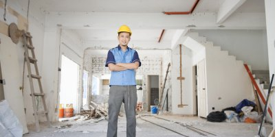 Blockchain technology is bringing to the renovation industry a renewed sense of accountability. Source: Shutterstock