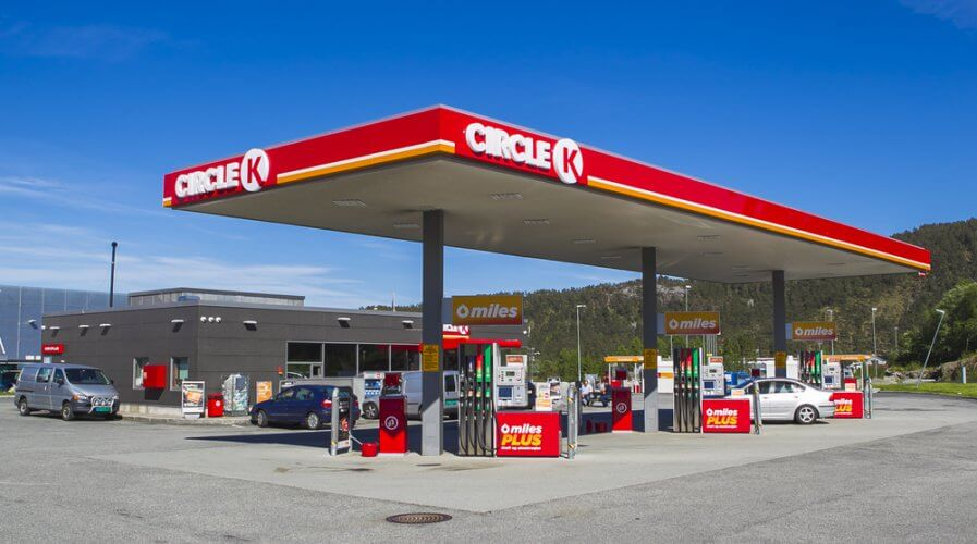 Circle K in Hong Kong tries out AI-powered checkout solution. Source: Shutterstock
