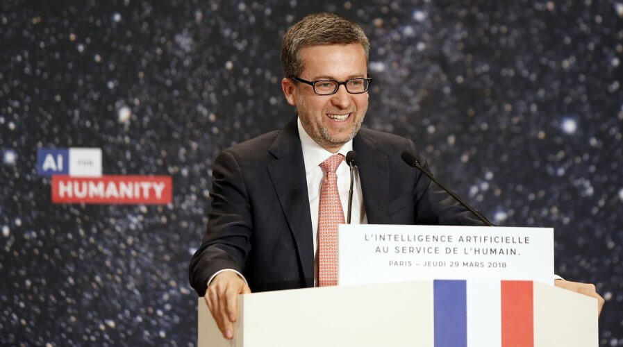 EU Commissioner for Research, Science and Innovation Carlos Moedas. Source: Etienne LAURENT / POOL / AFP