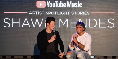 YouTuber and influencer Casey Neistat works with has worked with many brands in the past. Source: Nicholas Hunt/Getty Images for YouTube Music/AFP
