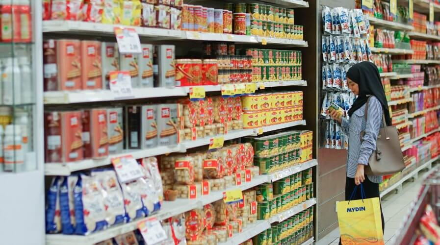 Supermarkets need to use data to make smart decisions. Source: Mydin