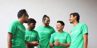 Technology wasn't a big focus at the start for dahmakan. Source: Shutterstock