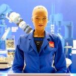 Hanson Robotics' Sophia is great, but what's her industrial application? Source: Shutterstock