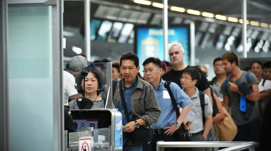 VFS Global collects sensitive data from visa applicants. Source: Shutterstock