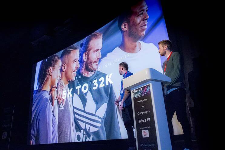 Adidas partnered with existing micro-influencers in communities to build real engagement via targeted content marketing. Source: CampaignLive