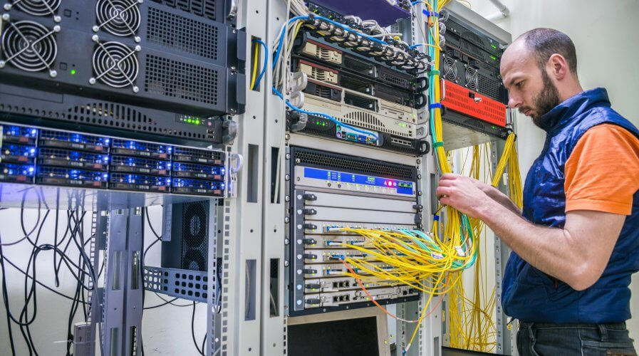 The rising adoption rate of the hyper-converged infrastructure framework by companies is an indicator of the technology's maturity. Source: Shutterstock