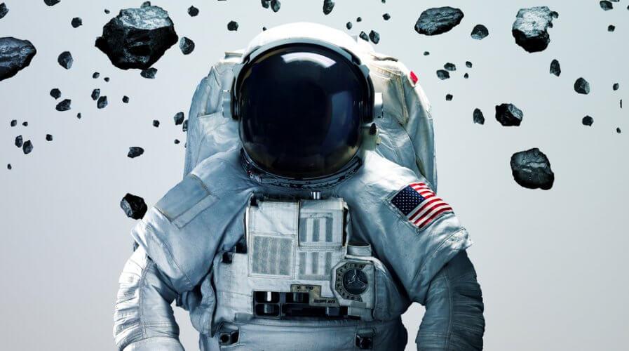 NASA says it's pioneering RPA among US Federal agencies. Source: Shutterstock