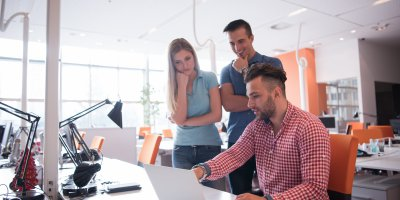 APAC businesses are catching up with their Western counterparts in HR tech adoption, a new study finds. Source: Shutterstock