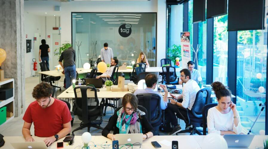 'Workflows define jobs.' Source: Shutterstock