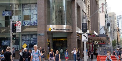 Three of Australia's biggest banks - ANZ, Commonwealth Bank of Australia (CBA) and Westpac - are forming a company with a sole purpose of building a blockchain platform for bank guarantees. Source: Shutterstock
