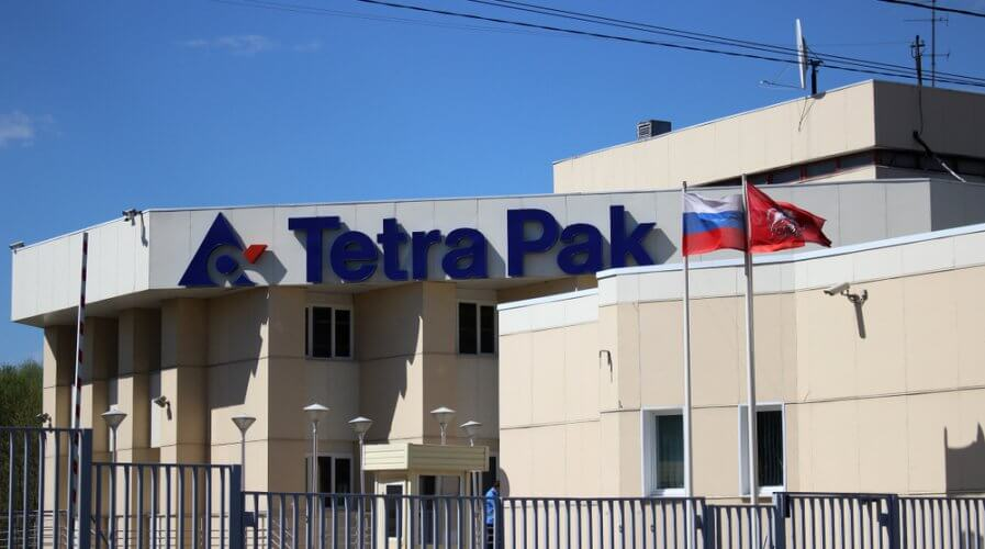 Here's why Tetra Pak needs a digital twin to support its supply chain. Source: Shutterstock
