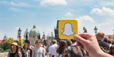 Do you know why businesses should explore Snapchat? Source: Shutterstock
