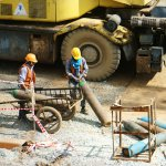 Construction industry professionals to get access to technology. Source: Shutterstock