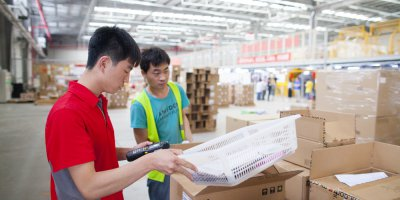 Looking to digitally transform your supply chain? Use AI. Source: Shutterstock
