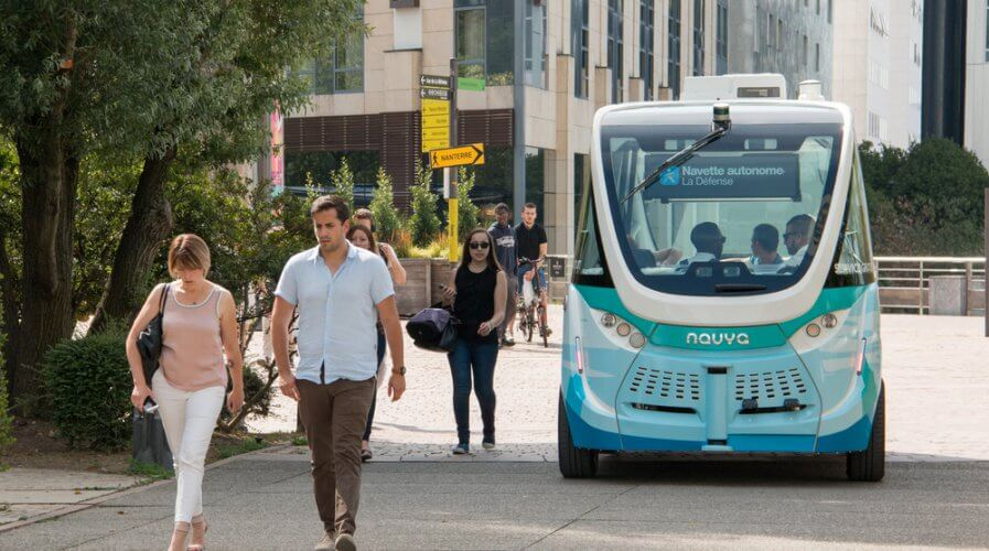 Will people accept autonomous cars as a concept? Source: Shutterstock