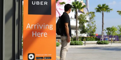 Uber seems to have great advice for data privacy officers and teams. Source: Shutterstock