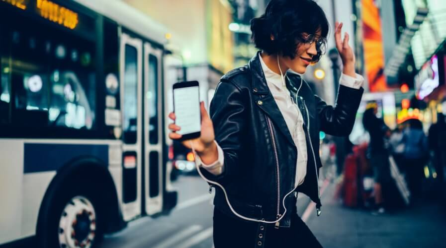 TikTok videos is something marketers need to start working on. Source: Shutterstock