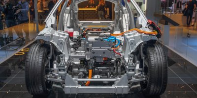 3D printing heps Jaguar Land Rover safeguard engineers. Source: Shutterstock