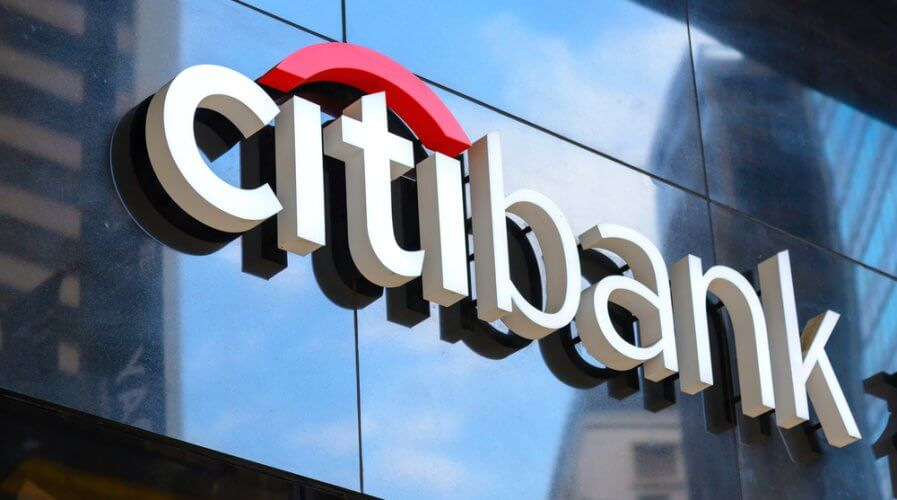 APIs help those banking with Citi evolve their business models. Source: Shutterstock