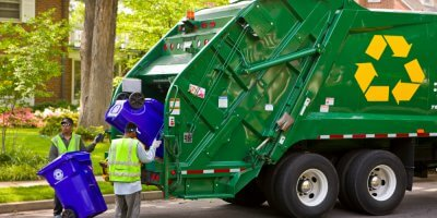 Can technologies such as artificial intelligence and IoT really transform waste management? Source: Shutterstock