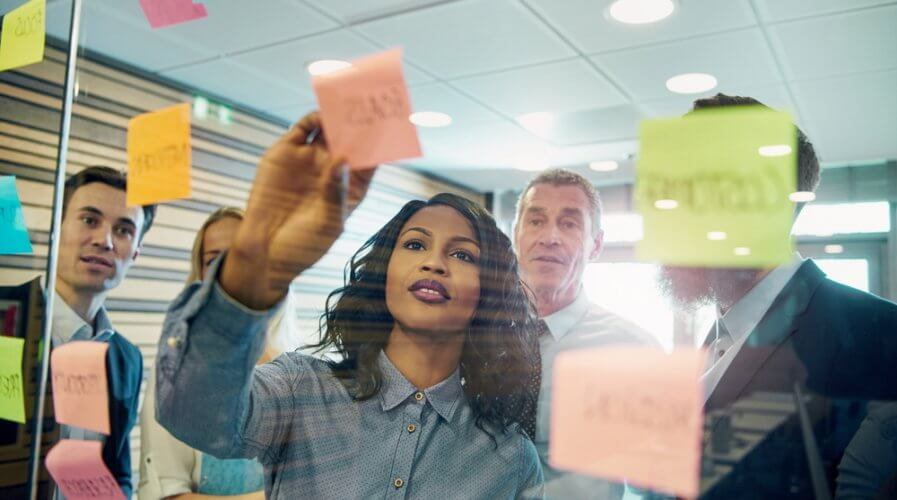 Leadership skills increase in value as we move towards a more digitally-inclined work processes. Source: Shutterstock