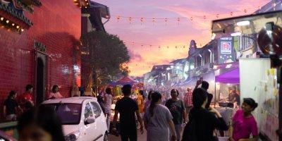 Kuching, Sarawak will be Malaysia's next smart city. Source: Shutterstock