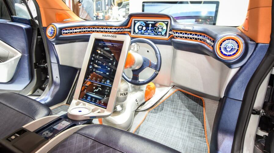 Gartner believes autonomous cars to be sold to consumers rather than commercial entitites. Source: Shutterstock