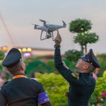Drones will need to broadcast location via Remote ID technology. Source: Shutterstock