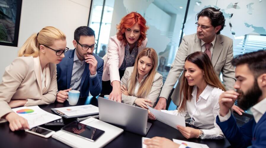 Organizations must and can always transform digitally. Source: Shutterstock