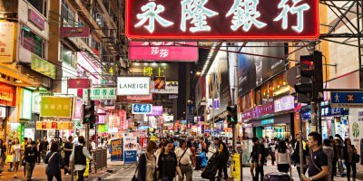 HKMA aims to drive AI adoption across the banking industry. Source: Shutterstock