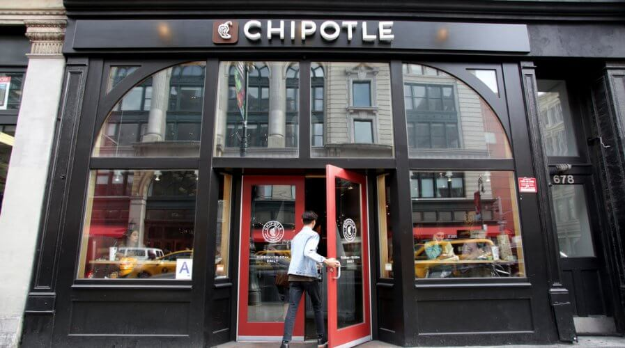In the digital age, Chipotle balances technology with business acumen. Source: Shutterstock
