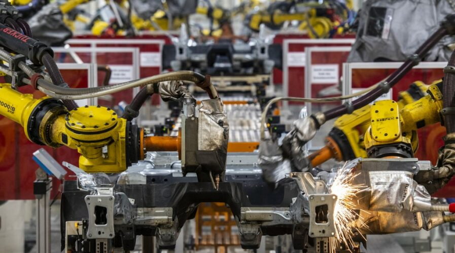 This decade is when total automation for manufacturing processes will become a reality. How are manufacturers gearing up for this?