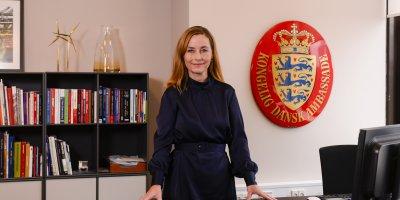 Ambassador Dorte is keen on helping foster collaborations between Denmark and Singapore. Source: Danish Embassy