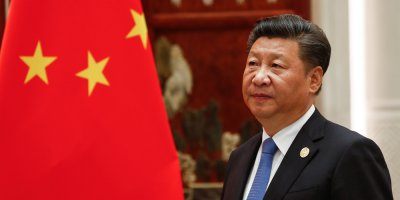 China's Xi Jinping seeks to make the country a pioneer in the blockchain and digital currency space. Source: Shutterstock