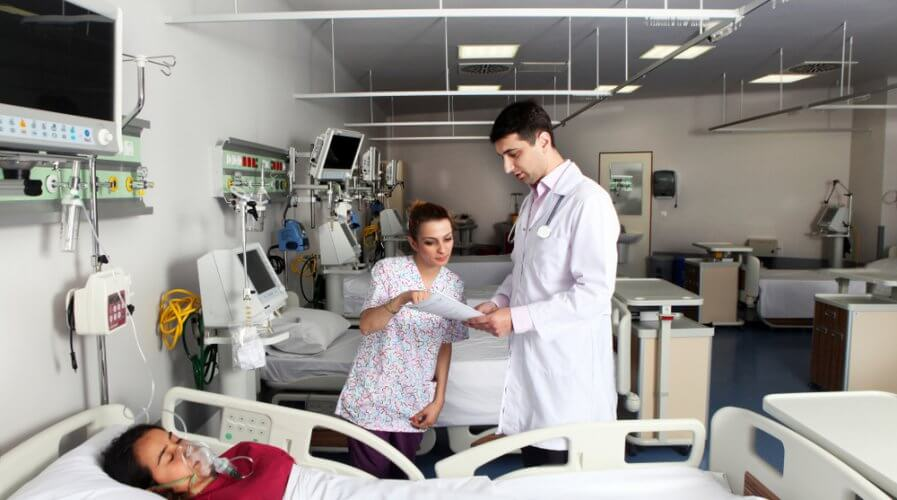 Should more rural and urban hospitals look into automation in 2020? Source: Shutterstock