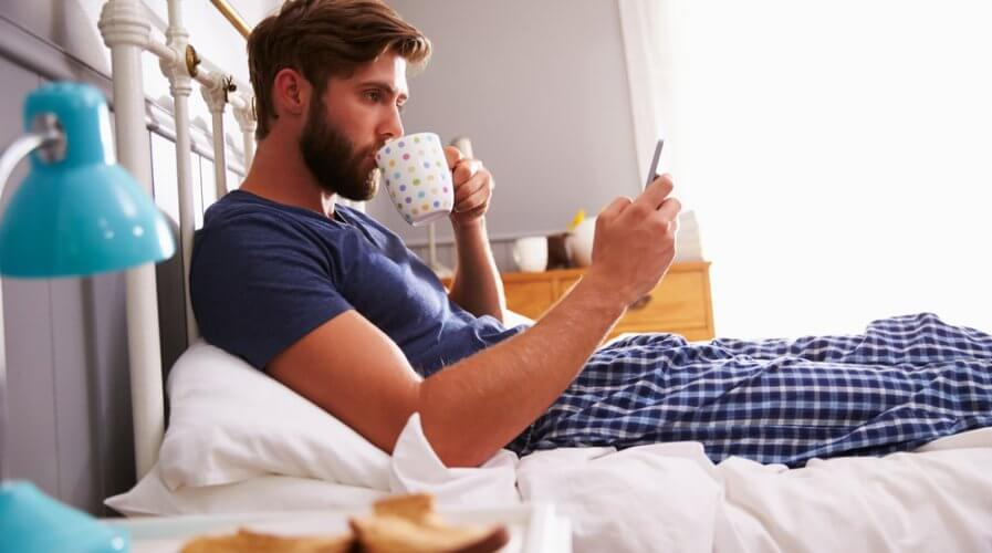 Bed and breakfast experiences will be enhanced through the intelligent scanning solution. Source: Shutterstock